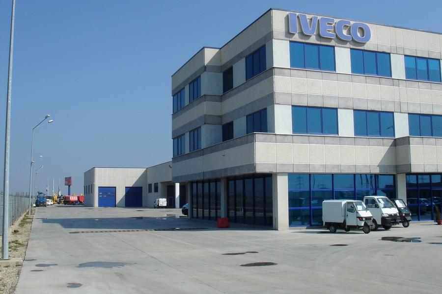 IVECO TS